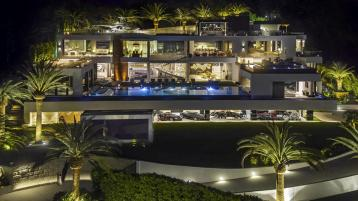 $250 million mansion in Bel-Air
